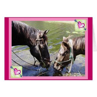 Horsyロマンス カード