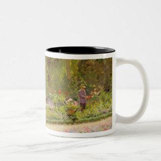 Horticulturalistの庭 ツートーンマグカップ