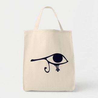 Horusの夜目 トートバッグ