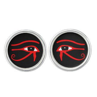 Horusの目 カフボタン