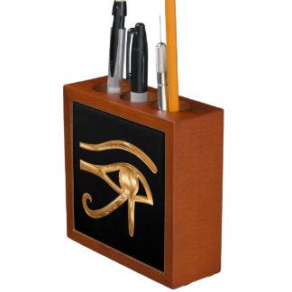 Horusの目 ペンスタンド