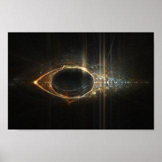 Horusの目 ポスター