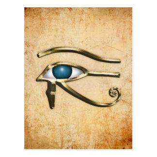 Horusの目 ポストカード
