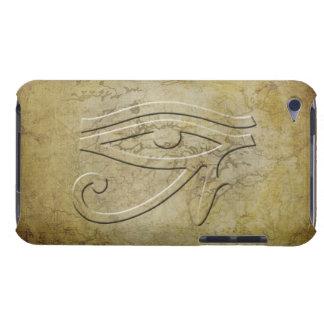 Horus -エンボスの一見の目 Case-Mate iPod touch ケース