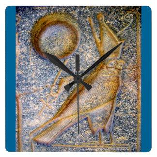 Horus スクエア壁時計