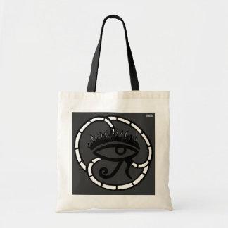 Horus (Sillohette)の目 トートバッグ