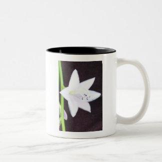 HostAの開花 ツートーンマグカップ