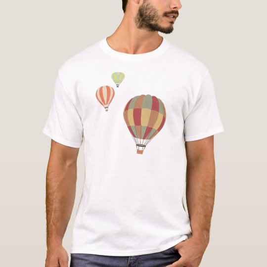 Hot air ballons tシャツ