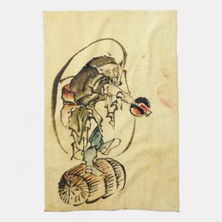 Hoteiの幸運1840年の神 キッチンタオル