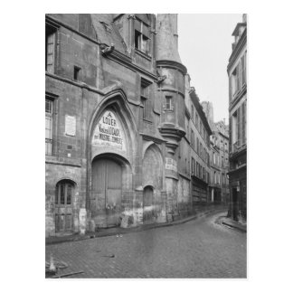 Hotel de Sens、遅く- 19 Th世紀早 ポストカード