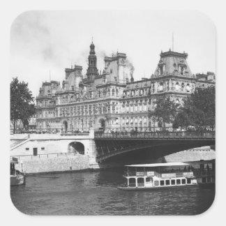 Hotel de Ville 1882年 スクエアシール