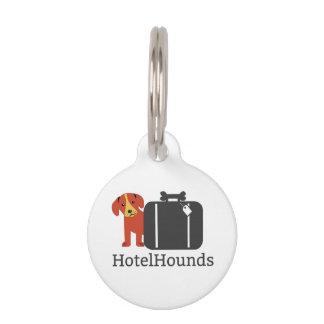 HotelHoundsのドッグタッグ ペット 迷子札
