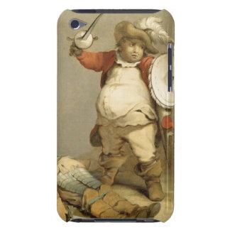 Hotspur、c.1786 (油の体とのFalstaff Case-Mate iPod Touch ケース