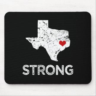 Houston Strong, Hurricane Harvey saying mouse pad マウスパッド
