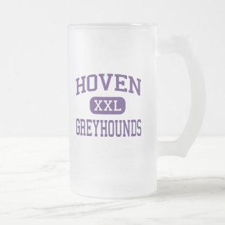 Hoven -グレイハウンド-高Hovenサウスダコタ フロストグラスビールジョッキ