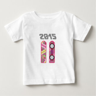 Hoverboard - 2015年 ベビーTシャツ