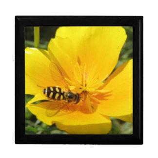 Hoverflyおよび花のギフト用の箱 ギフトボックス