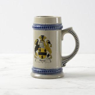 Howeの家紋 ビールジョッキ