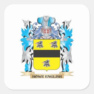 Howe英国の紋章付き外衣-家紋 スクエアシール