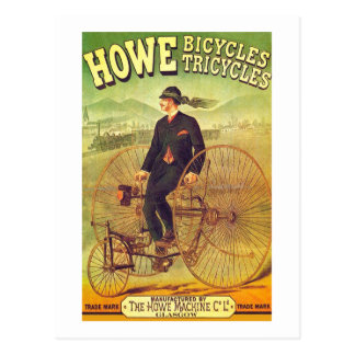Howe Bicycle Company ポストカード