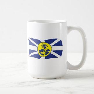 Howe Island Flag Mug主 コーヒーマグカップ