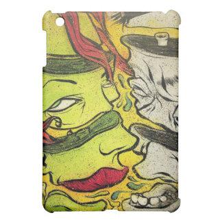Howell DisclocatedはiPadの場合に接吻します iPad Miniケース