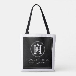 Howlett Hill Candle Companyのトートバック トートバッグ