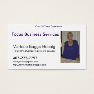 HPIM0353の焦点のビジネスサービス、マレーネBagg… 名刺