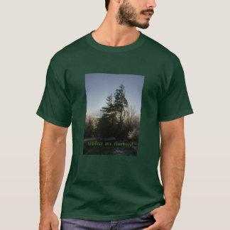 HPIM0601は、私材木震えます! Tシャツ