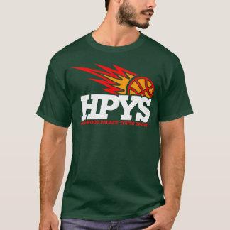 HPYS -バスケットボール(暗いtのために) Tシャツ