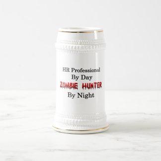 HRのプロフェッショナルかゾンビのハンター ビールジョッキ