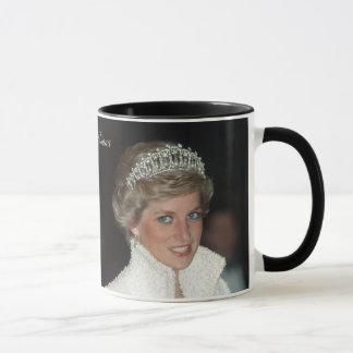 HRHのプリンセスダイアナのコレクション マグカップ