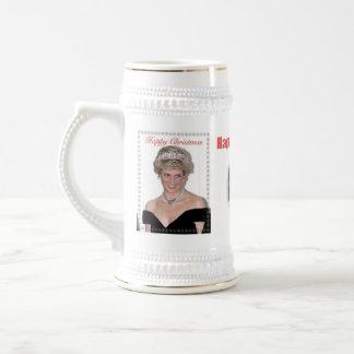 HRHクリスマス英国皇太子妃 ビールジョッキ