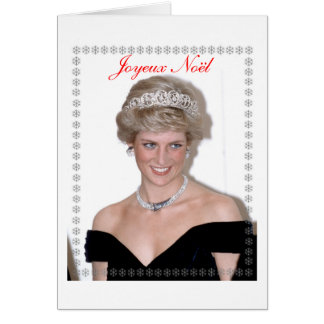 HRH Joyeux Noël英国皇太子妃 グリーティングカード