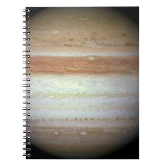 HST WFC3ジュピターのイメージ(2010年6月7日) ノートブック