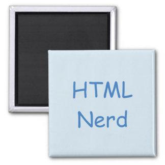 HTMLのおたくの磁石 マグネット