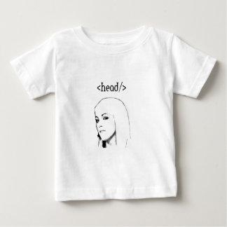 Htmlのヘッドコード ベビーTシャツ