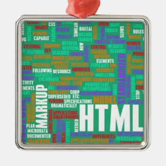 HTML 5かHTML5 メタルオーナメント