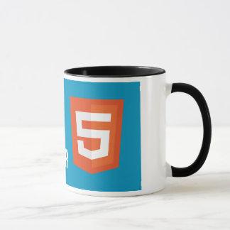 HTML 5のマグ マグカップ