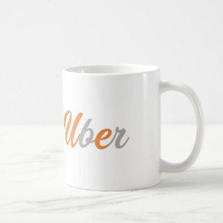 Huber Uber コーヒーマグカップ