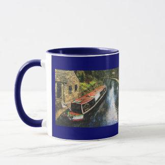 Huddersfield運河 マグカップ
