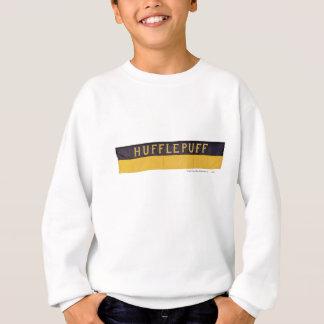 Hufflepuffの旗 スウェットシャツ