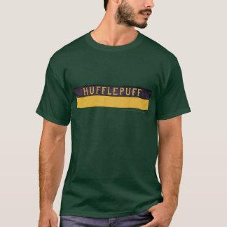 Hufflepuffの旗 Tシャツ