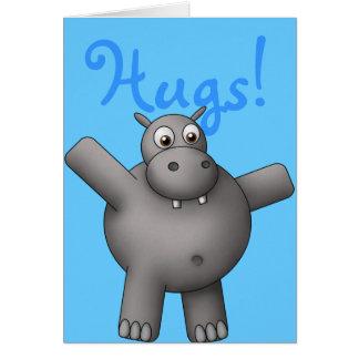 Huggableカバカード カード
