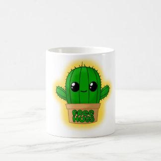 Huggableサボテン コーヒーマグカップ