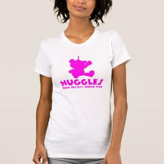 HugglesのTシャツ-映画Offiical Merchをパルプにして下さい Tシャツ