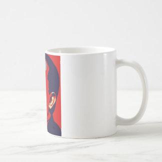 Hugo Chavez -オバマの希望のスタイル コーヒーマグカップ