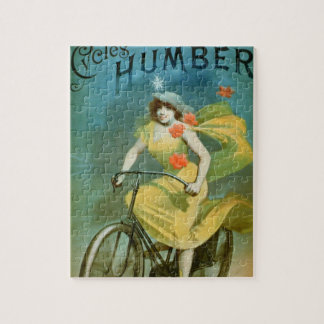 「Humber」のための広告は循環します(色のlitho) ジグソーパズル