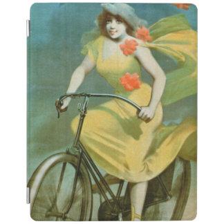 「Humber」のための広告は循環します(色のlitho) iPadスマートカバー