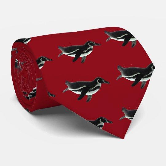 Humboldt Penguin ネクタイ